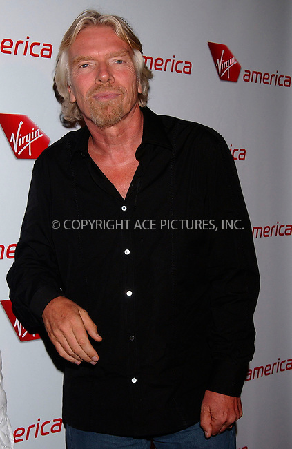 WWW.ACEPIXS.COM . . . . .....August 29, 2007. New York City,....Sir Richard Branson arrives at the Virgin America Airlines Party held at the Box...  ....Please byline: Kristin Callahan - ACEPIXS.COM..... *** ***..Ace Pictures, Inc:  ..Philip Vaughan (646) 769 0430..e-mail: info@acepixs.com..web: http://www.acepixs.com