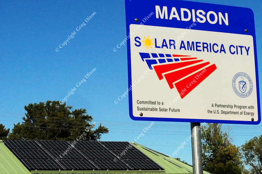 MadiSUN Solar America is a the local component of a national program to develop sustainable technology.