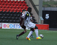 St Mirren v Heart of Midlothian Under 20's 011013