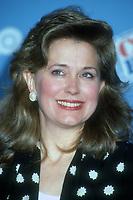 Jane Pauley, 1992, Photo By Michael Ferguson/PHOTOlink