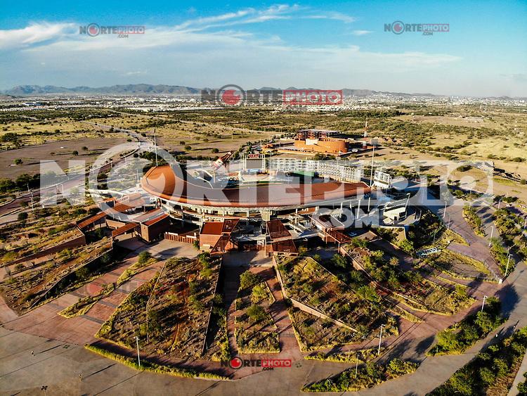 Vista Aerea de Estadio Sonora.<br /> Estadio de beisbol.<br /> (Photo: Luis Gutierrez /NortePhoto)<br /> <br /> <br /> Aerial view of Sonora Stadium.<br /> Beisball Stadium.<br /> (Photo: Luis Gutierrez / NortePhoto)
