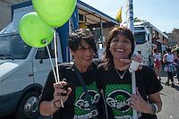 Attivisti del Progetto Freeweed per la depenalizzazione e la regolamentazione del consumo ed auto-produzione personale di Cannabis in Italia - Activists of Freeweed Project for the decriminalization and regulation of consumption and self-production of Cannabis in Italy.