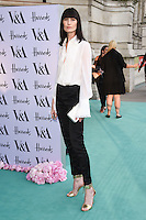 Erin O'Connor at the V&amp;A Summer Party at the Victoria and Albert Museum, London.<br /> June 22, 2016  London, UK<br /> Picture: Steve Vas / Featureflash