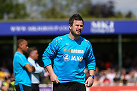 Woking assistant manager Ian Dyer during Woking vs Welling United, Vanarama National League South Promotion Play-Off Final Football at The Laithwaite Community Stadium on 12th May 2019