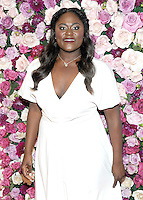 NEW YORK, NY - September26: Danielle Brooks attends American Theater Wing Honoring Cicely Tyson at 2016 Gala<br /> at the Plaza Hotel  on September 26, 2016 in New York City .  Photo Credit:John Palmer/MediaPunch