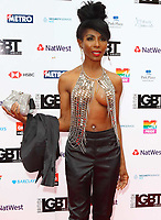 Sinitta at the British LGBT Awards at the London Marriott Hotel Grosvenor Square, Grosvenor Square, London on Friday 11 May 2018<br /> CAP/ROS<br /> &copy;ROS/Capital Pictures