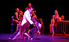 Tanguera<br /> by Mora Godoy<br /> at Sadler&rsquo;s Wells, London, Great Britain <br /> 19 July 2017 <br /> press photocall<br /> <br /> <br /> <br /> With a cast of over 30 dancers, singers, and musicians Argentina&rsquo;s classic tango production Tanguera returns to Sadler&rsquo;s Wells this summer and tells a story of unrequited love in early 20th century Buenos Aires. After playing to packed houses in 2010, the hit show returns to London for a strictly limited run as part of a European tour.<br /> <br /> With its award-winning choreography by renowned tango star Mora Godoy, Tanguera portrays different elements of the history of tango. A huge success in its native Buenos Aires, Tanguera has been touring the world since 2003, including performances in New York, Paris, Berlin, Madrid and Tokyo.<br /> <br /> Photograph by Elliott Franks <br /> Image licensed to Elliott Franks Photography Services