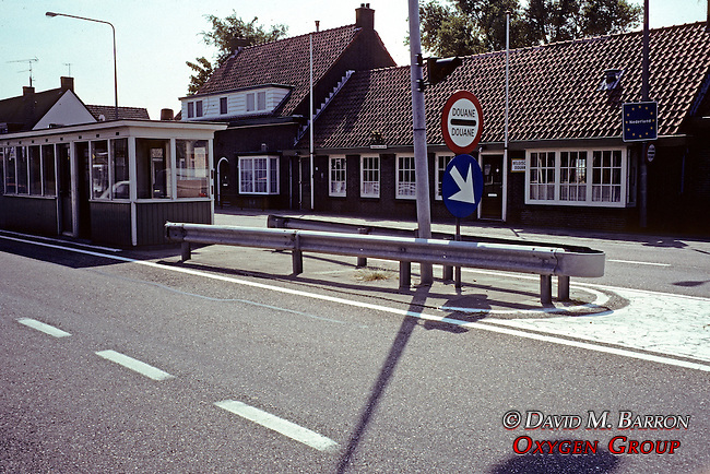 French - Belgium ( Duane ) Border