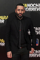 Movie director Jaume Collet-Serra attends Run All Night `Una noche para sobrevivir´ film premiere in Madrid, Spain. March 24, 2015. (ALTERPHOTOS/Victor Blanco) /NORTEphoto.com