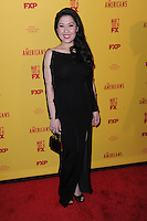 www.acepixs.com<br /> February 25, 2017  New York City<br /> <br /> Ruthie Ann Miles attending 'The Americans' Season 5 Premiere at DGA Theater on February 25, 2017 in New York City.<br /> <br /> Credit: Kristin Callahan/ACE Pictures<br /> <br /> Tel: 646 769 0430<br /> Email: info@acepixs.com