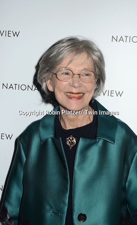 "Emmanuelle Riva of ""Amour"" attends the 2013 National Board of Review Awards Gala on January 8, 2013 at Cipriani 42nd Street in New York City."