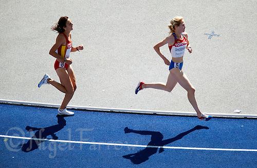 19 AUG 2009 - BERLIN, GER - Womens 5000m Qualifying Round - World Athletics Championships (PHOTO (C) NIGEL FARROW)