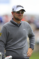 Bernd Wiesberger (AUT) waits to start his match during Sunday's Final Round of the 117th U.S. Open Championship 2017 held at Erin Hills, Erin, Wisconsin, USA. 18th June 2017.<br /> Picture: Eoin Clarke | Golffile<br /> <br /> <br /> All photos usage must carry mandatory copyright credit (&copy; Golffile | Eoin Clarke)