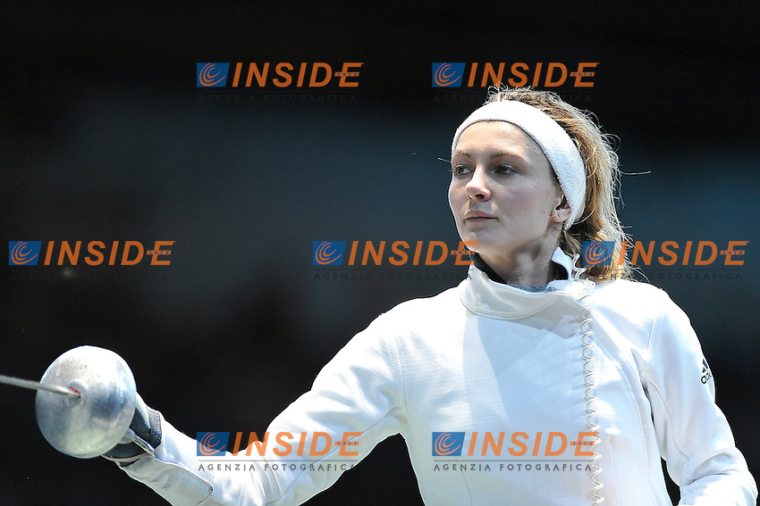 SOZANSKA Monika (GER).Londra 04082012.Women EPEE Team.Olympic Games London 2012.Olimpiadi Londra 2012.Foto Giovanni Minozzi / INSIDEFOTO