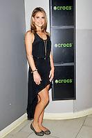 NEW YORK - JULY 31:  Actress Maria Menounos celebrates Crocs 10th anniversary by ringing the NASDAQ opening bell at the NASDAQ MarketSite on July 31, 2012 in New York City. (Photo by MPI81/MediaPunchInc) /NortePhoto.com<br /> <br /> **SOLO*VENTA*EN*MEXICO**<br /> <br />  **CREDITO*OBLIGATORIO** *No*Venta*A*Terceros*<br /> *No*Sale*So*third* ***No*Se*Permite*Hacer Archivo***No*Sale*So*third*