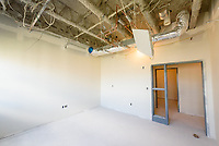 Central High School Bridgeport CT Expansion & Renovate as New. State of CT Project # 015-0174. One of 80 Photographs of Progress Submission 38, 5 April 2018