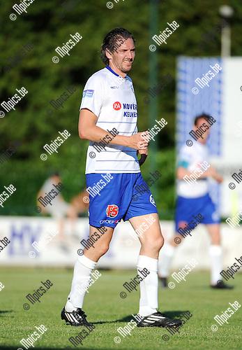 2015-07-01 / Voetbal / seizoen 2015-2016 / KSK Heist / Bart Webers<br /><br />Foto: Mpics.be
