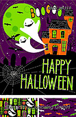 Patrick, CUTE ANIMALS, LUSTIGE TIERE, ANIMALITOS DIVERTIDOS, paintings+++++,GBIDMR310,#ac#, EVERYDAY ,halloween ,ghosts