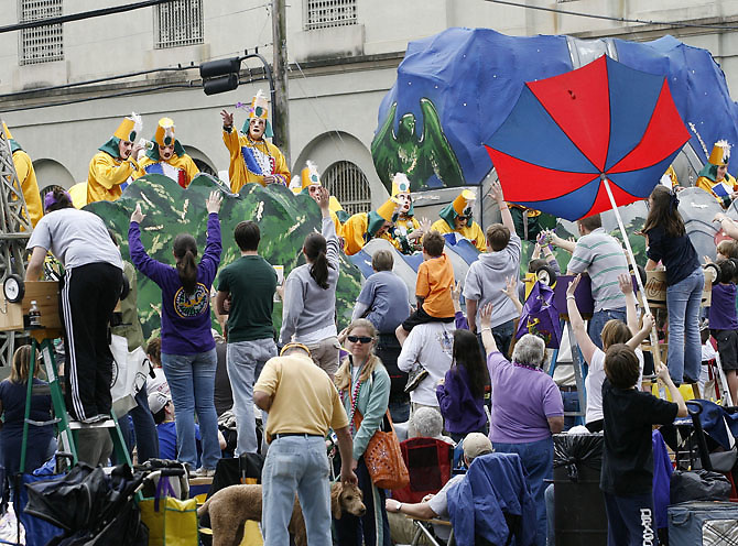 ELIOT KAMENITZ / THE TIMES PICAYUNE<br />