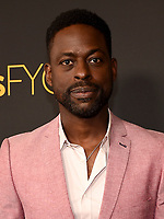 "LOS ANGELES - JUNE 6: Cast member Sterling K. Brown attends a ""THIS IS US"" FYC Event presented by 20th Century Fox Television & NBC at the John Anson Ford Theatres on June 6, 2019 in Los Angeles, California. (Photo by Frank Micelotta/20th Century Fox Television/PictureGroup)"