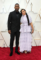 09 February 2020 - Hollywood, California - Mahershala Ali, Amatus Sami-Karim. 92nd Annual Academy Awards presented by the Academy of Motion Picture Arts and Sciences held at Hollywood & Highland Center. Photo Credit: AdMedia