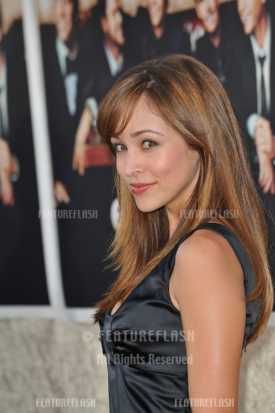 "Autumn Reeser at the premiere for the sixth season of the HBO TV series ""Entourage"" at Paramount Studios, Hollywood..July 9, 2009  Los Angeles, CA.Picture: Paul Smith / Featureflash"