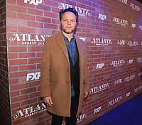 "LOS ANGELES - FEBRUARY 19: Noah Hawley arrives at the red carpet event for FX's ""Atlanta Robbin' Season"" at the Ace Theatre on February 19, 2018 in Los Angeles, California.(Photo by Frank Micelotta/FX/PictureGroup)"