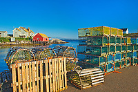 Historic fishing village of Peggy's Cove, Peggy's Cove, Nova Scotia, Canada