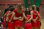 Netball World Youth Cup Qualifier 2016<br /> Wales v England<br /> 09.10.16<br /> Steve Pope &copy;Sportingwales