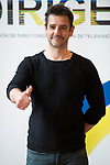 "Antonio Hortelano attends to the photocall of the presentation of conferences ""Series juveniles que marcaron una generacion"" by Dirige Association in Madrid, Spain. March 27, 2017. (ALTERPHOTOS/BorjaB.Hojas)"