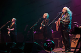 Crosby, Stills & Nash at the Olympia in Paris, France.