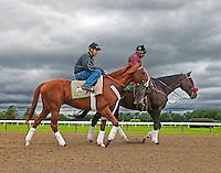 Belmont Park - June 4 2012