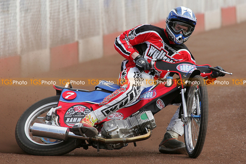 Henning Bager - Lakeside Hammers Practice Day - 13/03/07 -  MANDATORY CREDIT:  Gavin Ellis/TGSPHOTO - IMAGES USED WILL BE INVOICED AT STANDARD RATES