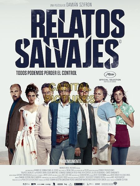 POSTER ART<br /> in Wild Tales (2014)<br /> (Relatos salvajes)<br /> *Filmstill - Editorial Use Only*<br /> CAP/NFS<br /> Image supplied by Capital Pictures