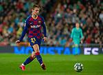FC Barcelona's midfield Frenkie de Jong during La Liga match. Mar 01, 2020. (ALTERPHOTOS/Manu R.B.)