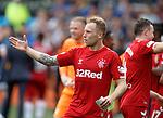 04.08.2019 Kilmarnock v Rangers: Scott Arfield