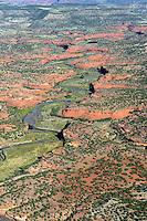 Piñon Canyon, southeastern Colorado.  Sept 2013.  84017