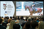Official Opening Ceremony of the Asia Horse Week for the Longines Masters of Hong Kong at AsiaWorld-Expo on 08 February 2018, in Hong Kong, Hong Kong. Photo by Christopher Palma / Power Sport Images