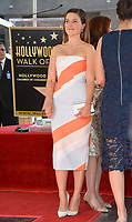 Sophia Bush at the Hollywood Walk of Fame Star Ceremony honoring actress Debra Messing on Hollywood Boulevard, Los Angeles, USA 06 Oct. 2017<br /> Picture: Paul Smith/Featureflash/SilverHub 0208 004 5359 sales@silverhubmedia.com