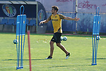 Getafe's Jaime Mata during training session. May 25,2020.(ALTERPHOTOS/Acero)