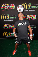 New York, NY -  June 5 : James Ortega attend the 2014 FIFA World Cup McDonald's Launch Party at Pillars 38 on June 5, 2014 in New York City. Photo by Brent N. Clarke / Starlitepics