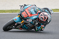October 27, 2018: Fabio QUARTARARO (FRA) riding the Speed Up from the MB Conveyors - Speed Up team during the Moto2 practice session four at the 2018 MotoGP of Australia at Phillip Island Grand Prix Circuit, Victoria, Australia. Photo Sydney Low