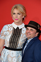 Michael D. Cohen &amp; Sarah Randall Hunt at the premiere for &quot;Suburbicon&quot; at the Regency Village Theatre, Westwood. Los Angeles, USA 22 October  2017<br /> Picture: Paul Smith/Featureflash/SilverHub 0208 004 5359 sales@silverhubmedia.com