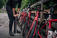 Stage 5: Gstaad > Leukerbad (155km)<br /> 82nd Tour de Suisse 2018 (2.UWT)