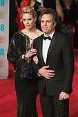 London, UK. 14 February 2016. Actor Mark Ruffalo. Red carpet arrivals for the 69th EE British Academy Film Awards, BAFTAs, at the Royal Opera House. © Vibrant Pictures/Alamy Live News