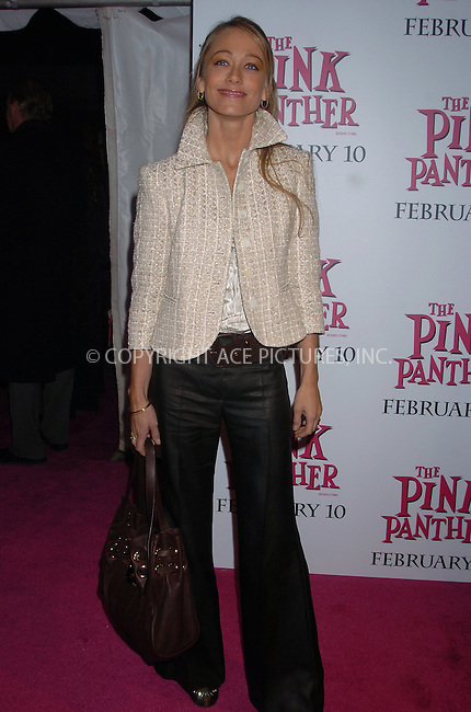 """WWW.ACEPIXS.COM . . . . .  ....February 6 2006, New York City....CHRISTINE TAYLOR attending the Columbia Pictures' New York premiere of """"The Pink Panther"""" .....Please byline: AJ Sokalner - ACEPIXS.COM.... *** ***..Ace Pictures, Inc:  ..Philip Vaughan (212) 243-8787 or (646) 769 0430..e-mail: info@acepixs.com..web: http://www.acepixs.com"""