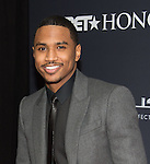 WASHINGTON, DC - JANUARY 24: Singer Trey Songz attends The BET Honors at the Warner Theatre on January 24, 2015 in Washington, D.C. Photo Credit: Morris Melvin / Retna Ltd.