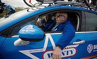 DS Hilaire Van der Schueren (BEL/Wanty-Groupe Gobert)<br /> <br /> Omloop Het Nieuwsblad 2015