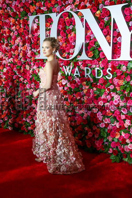 NEW YORK, NY - JUNE 10:  Stephanie Styles attends the 72nd Annual Tony Awards at Radio City Music Hall on June 10, 2018 in New York City.  (Photo by Walter McBride/WireImage)