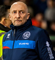 Queens Park Rangers's manager Ian Holloway during the Sky Bet Championship match between Sheff United and Queens Park Rangers at Bramall Lane, Sheffield, England on 20 February 2018. Photo by Stephen Buckley / PRiME Media Images.